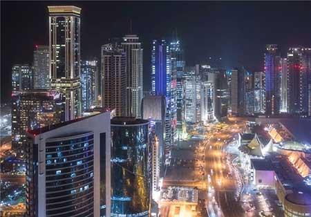 اعزام نیروی کار برای قطر