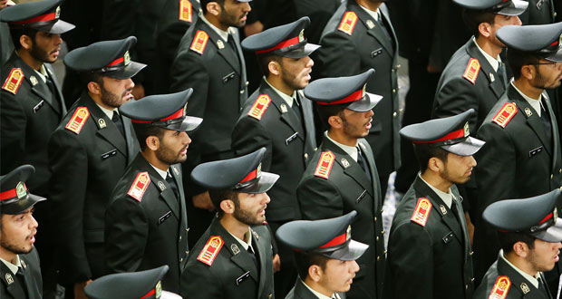 شرایط و زمان ثبت نام دانشگاه افسری نیروی انتظامی 1398