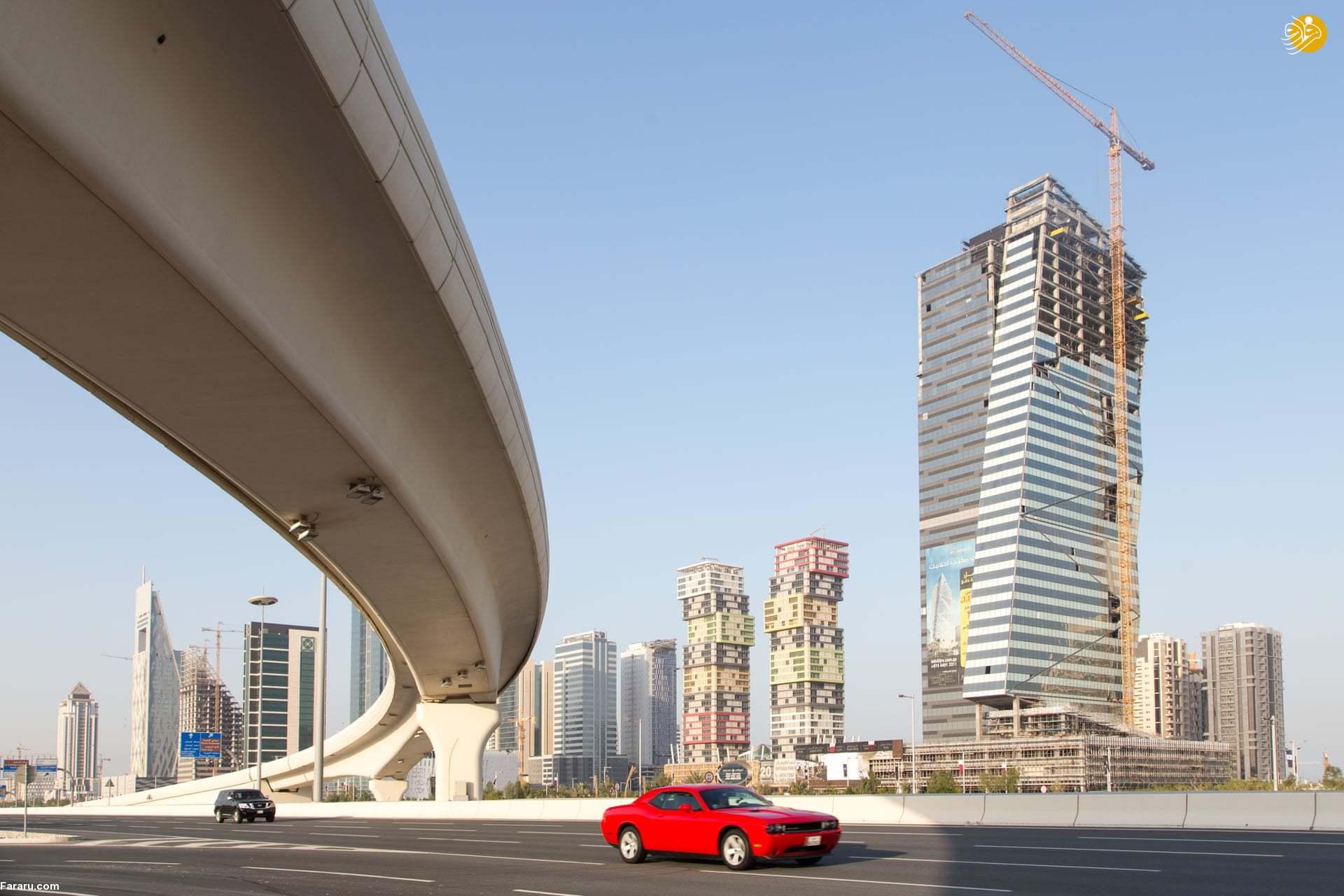 وضعیت درآمد در قطر