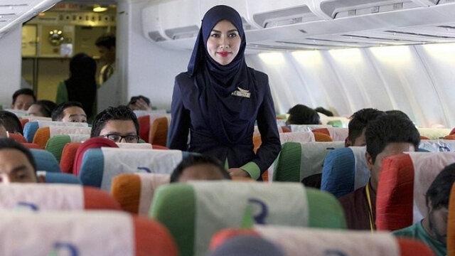 شرایط ثبت نام مهمانداری هواپیما